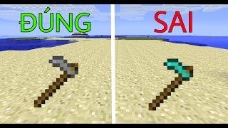 7 Điều Bạn Thường Làm Sai Trong Minecraft PE 1.1.0.9