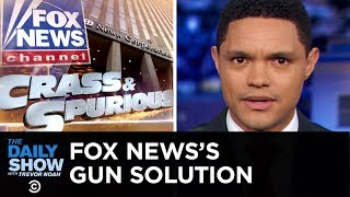 Are Fox News's Gun Violence Solutions Better for Guns Than for People? | The Daily Show