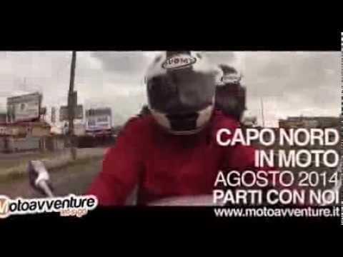 Viaggio in moto Capo Nord - CONFERMATO