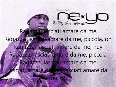 Baixar Ne yo-Let me love you (Traduzione Ita)