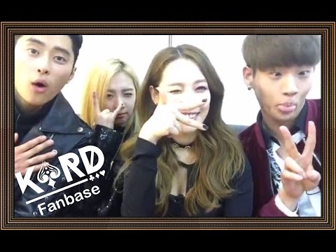 [121316][Eng Sub][VOSTFR][Interview] KARD Interview with Now 1TheK