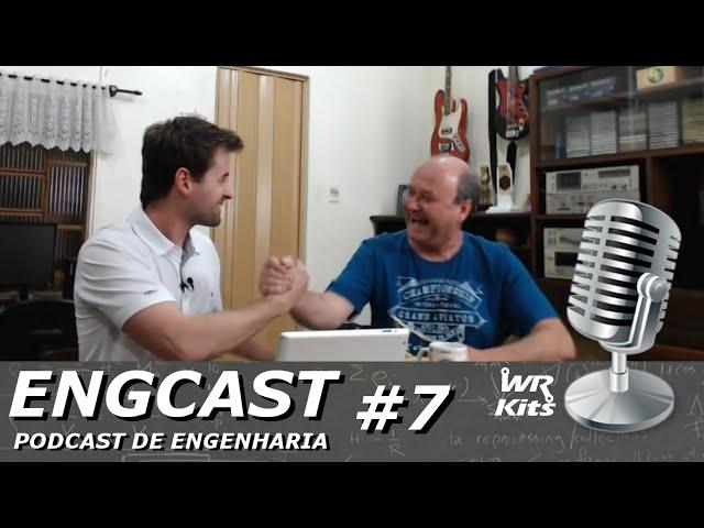ELETRÔNICA DA VÁLVULA AO CI | EngCast #07
