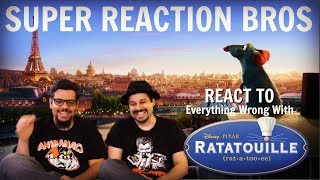 SRB Reacts to Everything Wrong with Ratatouille