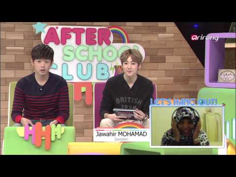 After School Club Ep97 SHINee Taemin 샤이니 태민