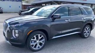 2020 Hyundai Palisade SEL HTRAC AWD