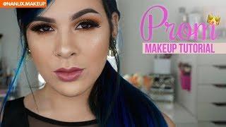 PROM MAKEUP TUTORIAL | Nanlix Makeup