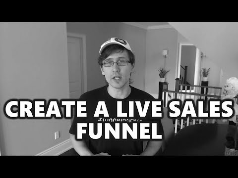 Build Complete Sales Funnel in ClickFunnels in 16 minutes