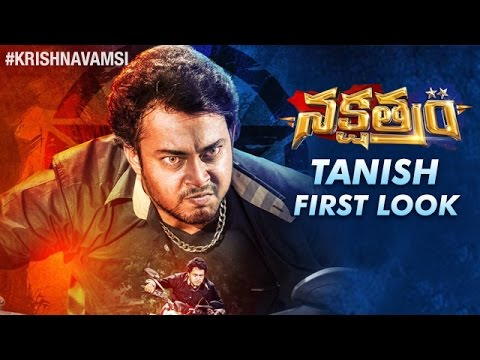 Nakshatram-Movie-Tanish-First-Look