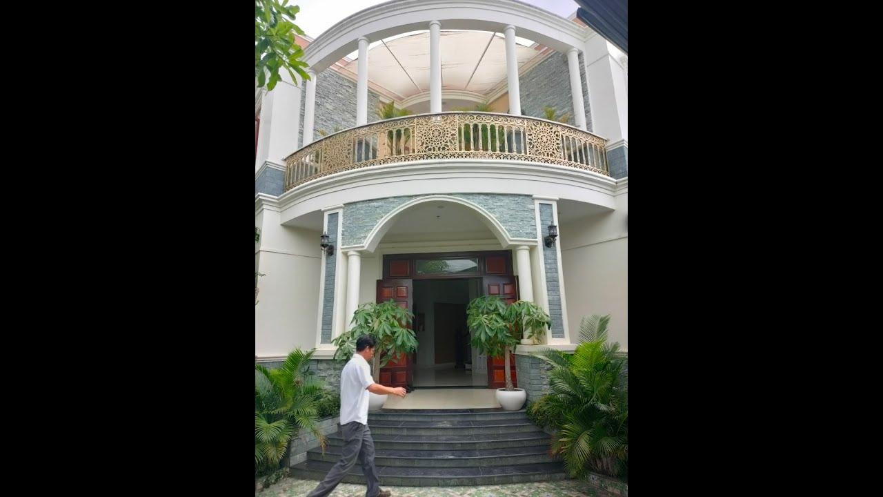 Chính chủ bán nhà hàng, biệt thự 2 mt 3/2 và Châu Văn Liêm, thị trấn Hậu Nghĩa. Giá 11.4 tỷ còn TL video