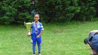 8 Years Old Soccer Sensation