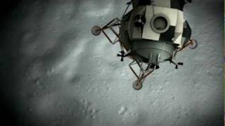 Apollo 11 -- 3D Animated