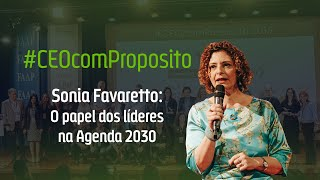 Sonia Favaretto | Pacto Global: O papel dos líderes na Agenda 2030