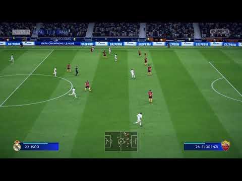 VIDEO - Ecco come sarà la Roma su FIFA19