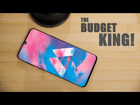 video Samsung Galaxy M30