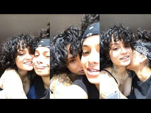 Kehlani | Instagram Live Stream | 18 November 2017 w/ Girlfriend Shaina