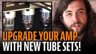 Watch the Trade Secrets Video, Chasing Tone? Swapping Amp Vacuum Tubes