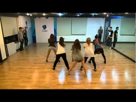 HYUNA - 'Bubble Pop!' (Choreography Practice video)