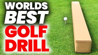 IS THIS THE BEST GOLF DRILL IN THE WORLD ? GOLFMATES - YouTube