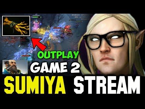 Genius Ironwood Play | Sumiya Invoker & Kunkka Stream Moment #146