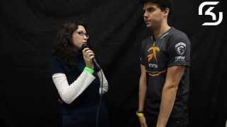 Battle of the Atlantic: Interview with Fnatic xPeke