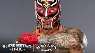 Rey Mysterio's tattoo tribute to Eddie Guerrero: Superstar Ink