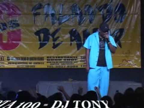 Baixar DVD MC MARCINHO 10 ANOS - GAROTA NOTA 100 - DJ TONY