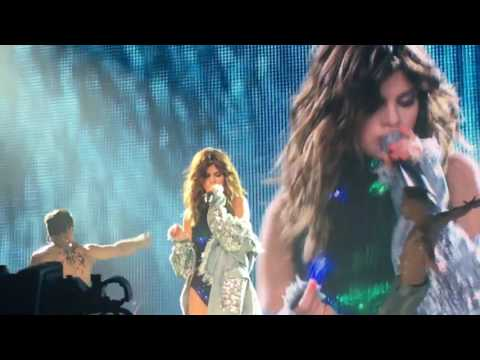 Kill Em With Kindness/I Want You To Know/Revival Closing. Selena Gomez Revival Tour Melbourne 6/8/16
