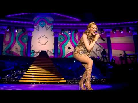 kylie minogue - live 2011