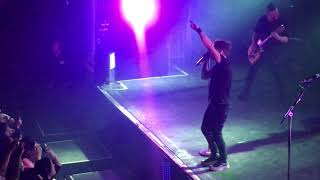 In the shadows - The Rasmus live from Helsinki 2019