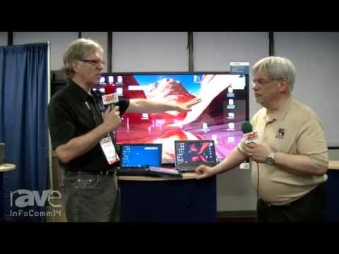 InfoComm14: Joel Interviews Bill Mullin of Starin to Talk About Collab8