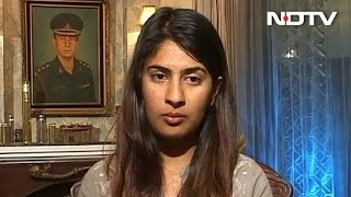I got rape threats for calling out ABVP, says Kargil marty..