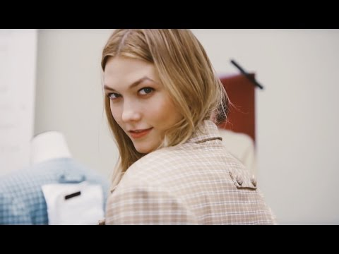 Klossy in Paris (for the LVMH Prize) | Karlie Kloss