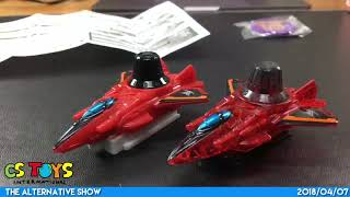 Lupinranger: Red Dial Fighter Burning Clear Ver. (Televikun Magazin Exclusive)