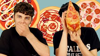 Millennial Italians Try American Pizza