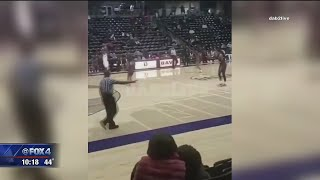 15 year old arrested for shooting during Dallas high school basketball game