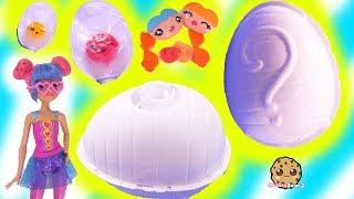 Surprise Egg Blind Bags ! Smooshins Squishy Kawaii Dolls DIY Toy Maker