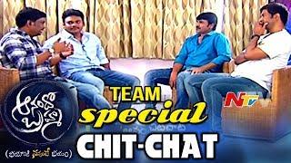 Anando Brahma Movie Team Special Chit Chat..