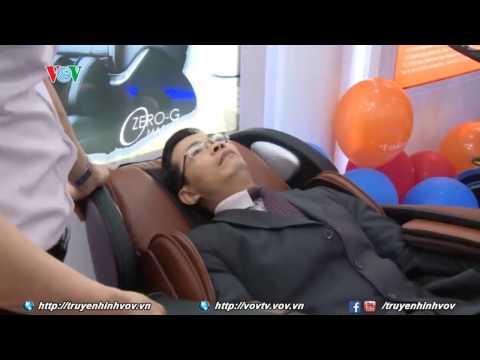 Thương Hiệu Ghế Massage Cao Cấp Hàng Đầu Thế Giới - Tokuyo