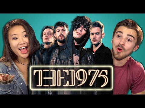 COLLEGE KIDS REACT TO THE 1975