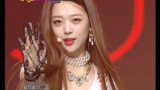 【TVPP】f(x) - Red Light, 에프엑스 - 레드 라이트 @ Show! Music Core Live