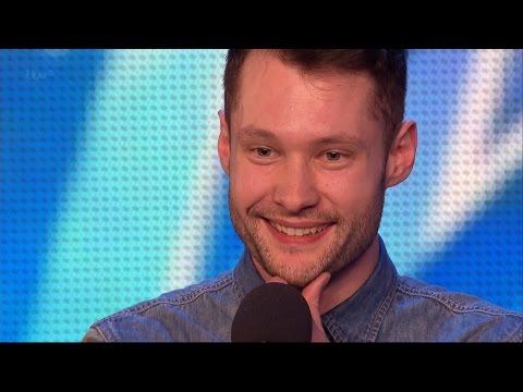 Calum Scott - Britain's Got Talent 2015 Audition week 1