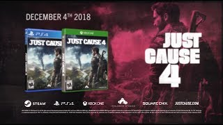 Just Cause 4 channels action movies past