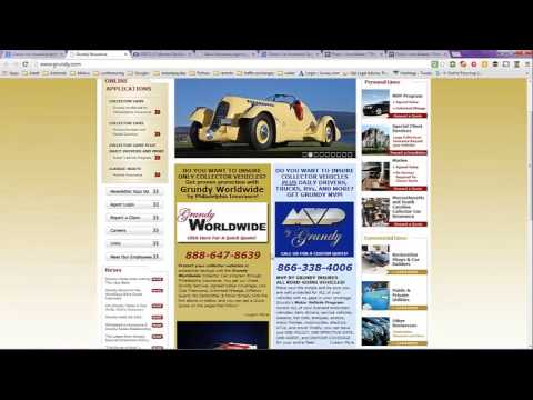 Classic Car Insurance Quotes Online