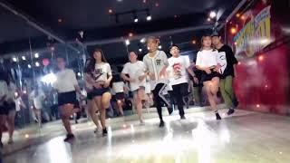 Lykio la la school dance class cơ bản Tớ thích cậu shuffle