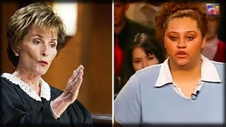Judge Judy Gives Greedy Welfare Queen PERFECT Punishment After How She Spent Stolen Benefits