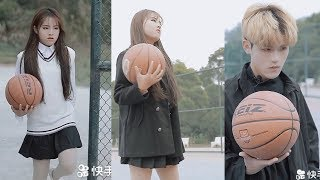 High School Love Story/Adorable Basketball Match