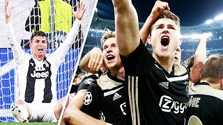Ajax's secret to knock Cristiano Ronaldo out of the Champions League - Oh My Goal