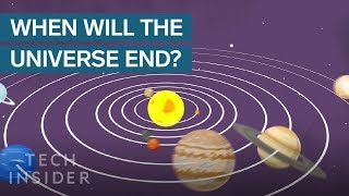 The Terrifying Way Our Universe Will End — And When