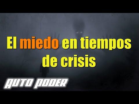 El miedo en tiempos de crisis | Ingeniero Gabriel Salazar