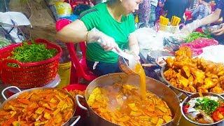 Phát thèm Bún Riêu 7 hơn nửa thế kỷ luôn đông nghẹt khách trên vỉa hè Sài Gòn | street food saigon